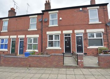 Thumbnail 2 bedroom terraced house to rent in Caistor Street, Stockport, Cheshire