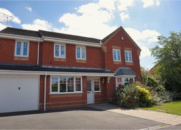 Thumbnail 5 bed detached house for sale in Impney Way, Droitwich