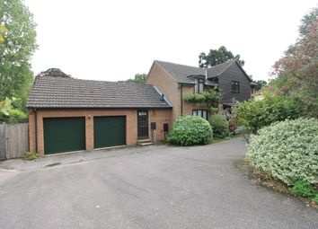 Thumbnail 4 bed detached house to rent in Sharp Road, Bury St. Edmunds