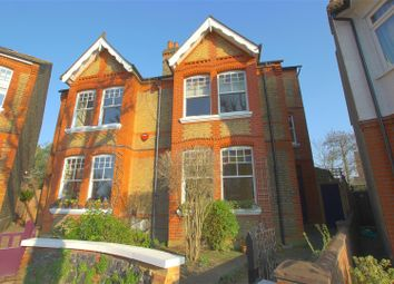 Thumbnail 4 bed semi-detached house to rent in York Road, London