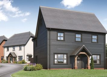 Thumbnail 4 bed detached house for sale in Tavern Close, Barkway Road