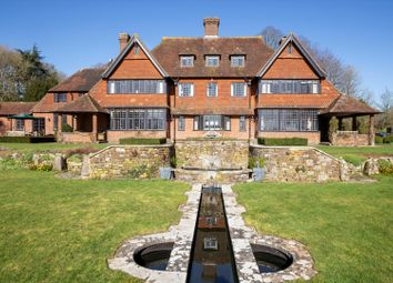 Sparsholt, Winchester, Hampshire SO21. 7 bed detached house for sale
