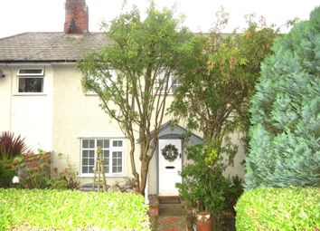 Thumbnail 2 bed terraced house for sale in Greenbank Road, West Kirby, Wirral