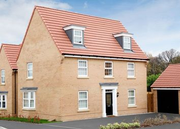 "Thumbnail 5 bed detached house for sale in ""Maddoc"" at Kielder Gardens, Leyland"
