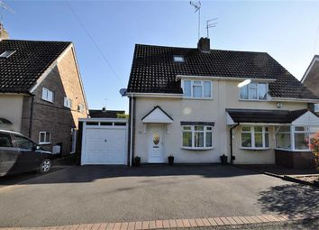 Thumbnail 3 bedroom semi-detached house for sale in Merryfield Road, Russells Hall, Dudley, West Midlands