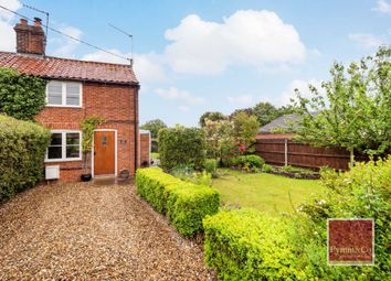 Thumbnail 2 bed semi-detached house for sale in Mill Road, Blofield, Norwich
