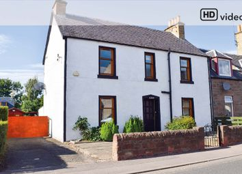 Thumbnail 5 bed semi-detached house for sale in High Street, Rattray, Blairgowrie