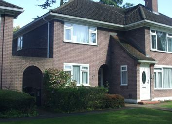 Thumbnail 2 bed flat to rent in Bromet Close, Watford