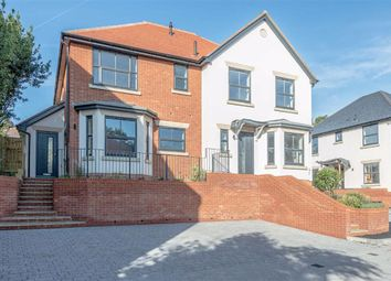 Thumbnail 3 bedroom semi-detached house for sale in Burry Road, St. Leonards-On-Sea, East Sussex
