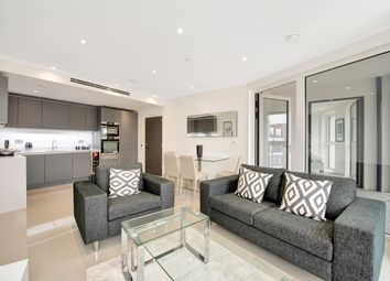 Thumbnail 1 bed flat to rent in Conquest Tower, Blackfriars Circus, Southwark
