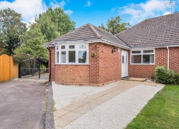 Thumbnail 2 bed semi-detached bungalow for sale in Elmwood Close, Balsall Common, Coventry