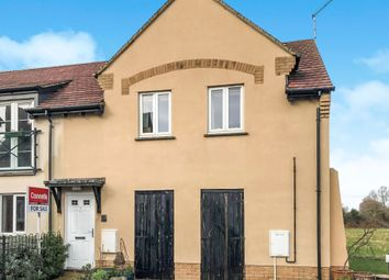 Thumbnail 2 bed flat for sale in Cowslip Close, Wool, Wareham