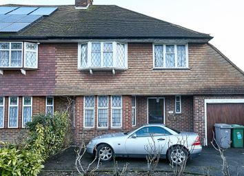 Thumbnail 4 bed semi-detached house for sale in Salmon Street, London