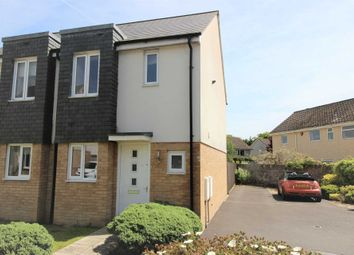 Thumbnail 2 bed semi-detached house to rent in Boundary Place, Plymouth
