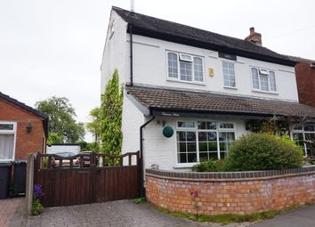 Thumbnail 3 bed detached house for sale in Green Lane, Birchmoor, Tamworth