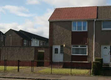 Thumbnail 2 bed end terrace house to rent in Alloway Drive, Kirkintilloch