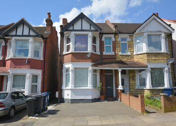 Thumbnail 3 bed flat for sale in Audley Road, London