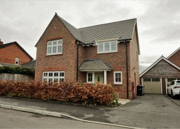 Thumbnail 4 bed detached house for sale in Norbreck Avenue, Crewe