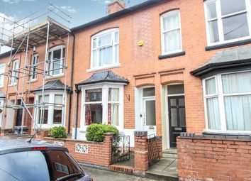 Thumbnail 3 bed terraced house for sale in St Pauls Road, Leicester