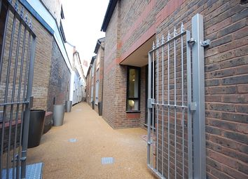 Thumbnail 1 bed mews house to rent in Fentiman Walk, Fore Street, Hertford