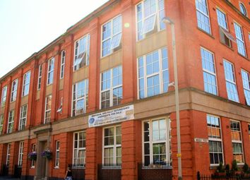 Thumbnail 1 bed flat for sale in Marquis Street, City Centre, Leicester