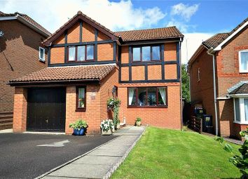 Thumbnail 4 bed detached house for sale in Laburnum Drive, Henllys, Cwmbran