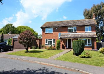 Thumbnail 4 bed detached house for sale in Oaks Park, Rough Common, Canterbury