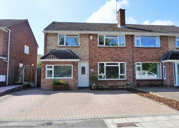 Thumbnail 3 bed semi-detached house for sale in Miserden Road, Cheltenham