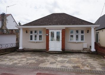 Thumbnail 2 bedroom detached bungalow for sale in Aldborough Road, Dagenham