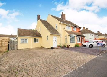 Thumbnail 3 bedroom semi-detached house for sale in Gray Avenue, Manorbier, Tenby