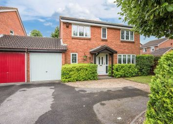 Thumbnail 4 bed detached house for sale in Mandeville Road, Aylesbury