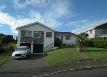Thumbnail 3 bed detached bungalow for sale in Portbyhan Road, West Looe, Cornwall