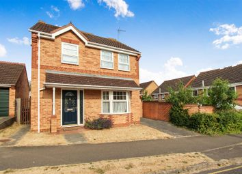 Thumbnail 3 bed detached house to rent in Scholars Avenue, Huntingdon