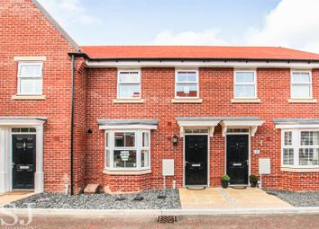 Thumbnail 3 bed terraced house for sale in Larch Close, Barley Meadows, Southminster