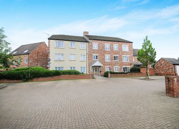 Thumbnail 2 bed flat for sale in Poseidon Close, Swindon