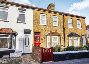 Thumbnail 2 bedroom terraced house for sale in Seaview Road, Southend-On-Sea