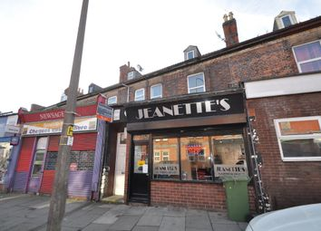 Thumbnail 4 bed flat for sale in Poulton Road, Wallasey