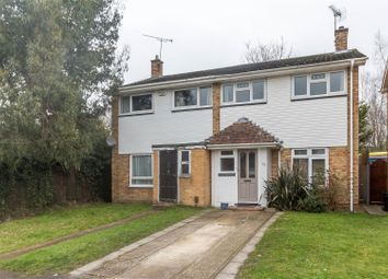 Thumbnail 3 bed semi-detached house to rent in St. Pauls Gate, Wokingham