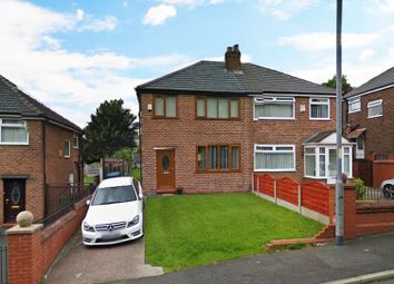 Thumbnail 3 bedroom semi-detached house for sale in Berry Brow, Manchester