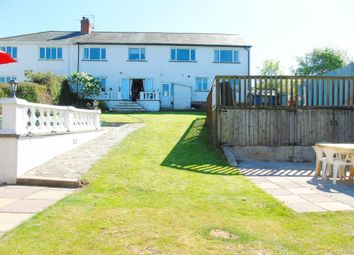 Thumbnail 5 bed semi-detached house for sale in Leckwith Road, Llandough, Penarth