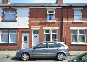 Thumbnail 2 bedroom terraced house for sale in Crossland Road, Blackpool