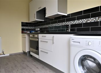 Thumbnail 3 bed flat to rent in Clare Road, Stanwell