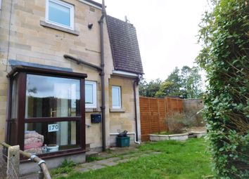 Thumbnail 2 bed end terrace house to rent in Haycombe Drive, Bath