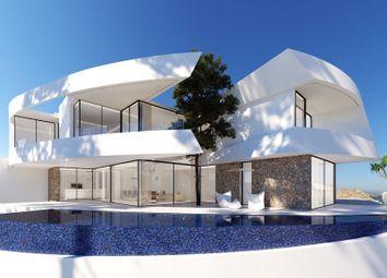 Thumbnail 4 bed villa for sale in C/ Noruega-Ah 440. Villa Alexandra., Altea, Altea