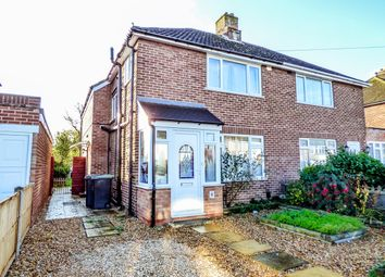 Thumbnail 3 bed semi-detached house for sale in Ditmas Avenue, Kempston, Bedford