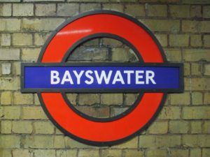 Thumbnail 3 bedroom flat to rent in Hallfield Estate, Bayswater