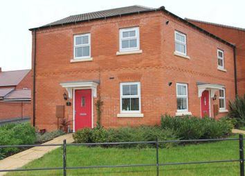 Thumbnail 2 bedroom semi-detached house to rent in Martival Court, Ashby-De-La-Zouch
