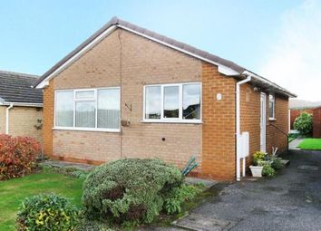 Thumbnail 2 bed bungalow for sale in Damon Close, Pilsley, Chesterfield, Derbyshire