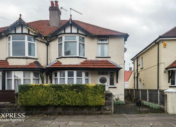 Thumbnail 1 bed flat for sale in Scott Avenue, Morecambe, Lancashire