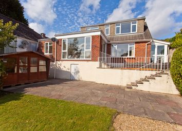 Thumbnail 4 bedroom detached bungalow to rent in Kimberley Road, Poole